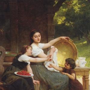 Женщины с детьми_162
