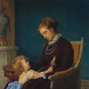 Женщины с детьми_166