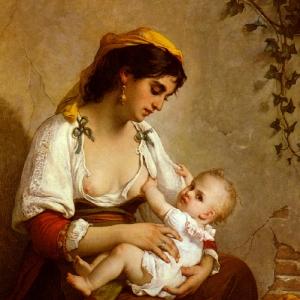 Женщины с детьми_177