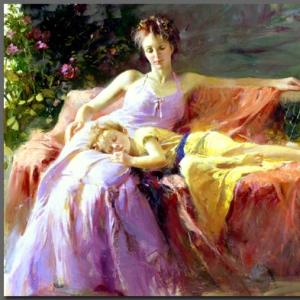 Женщины с детьми_190