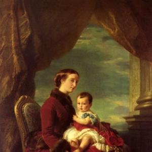 Женщины с детьми_19