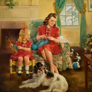 Женщины с детьми_224