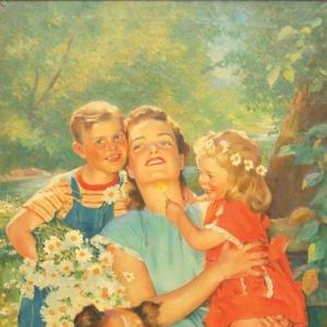 Женщины с детьми_25