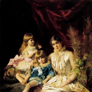 Женщины с детьми_2