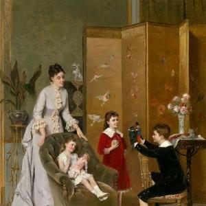 Женщины с детьми_40