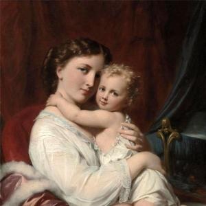 Женщины с детьми_48
