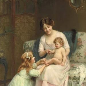 Женщины с детьми_54