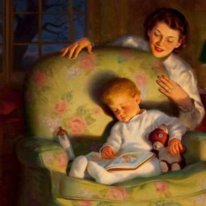 Женщины с детьми_6
