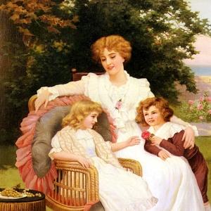 Женщины с детьми_74