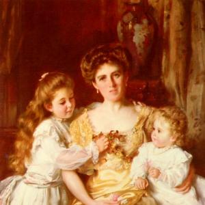 Женщины с детьми_77