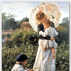 Женщины с детьми_99